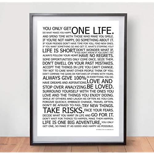Quotes In Frames Amazoncouk