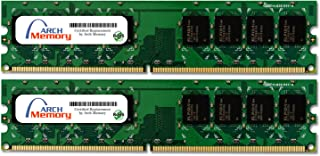 Arch Memory 4 GB (2 x 2 GB) 240-Pin DDR2 UDIMM RAM for HP HDX 923cn