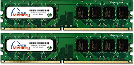 Arch Memory 4GB (2 x 2GB) 240-Pin DDR2 UDIMM RAM for Dell Dimension XPS Gen 5 Pentium D 3.2 GHz