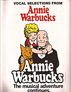 Annie Warbucks (Vocal Selections): Piano/Vocal/Chords