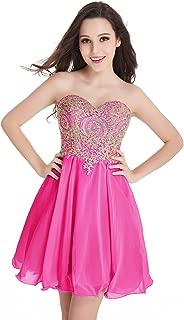 Best chiffon beaded bodice prom dress Reviews