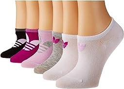 Clear Lilac/White/Light Grey Heather/Vivid Pink/Black