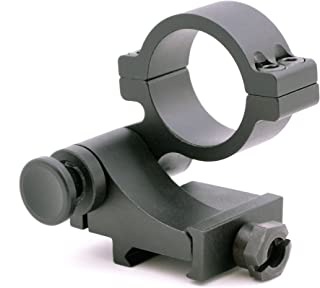 Hammers TMS 90 degree FTS Quick Flip to Side Mount for 30mm Magnifier Scope 36MM CO WITNESS MOUNT HEIGHT