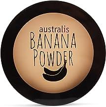 Australis Banana Matte Translucent Finishing Setting Powder Cruelty Free Vegan Friendly