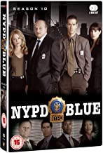 NYPD Blue Complete Season 10 [DVD] [Import anglais] by Dennis Franz