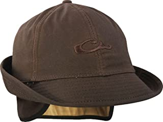 Waterfowl Waxed Cotton Jones Hat Brown