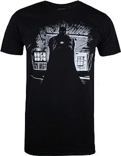 DC Comics Batman Dark Camiseta para Hombre
