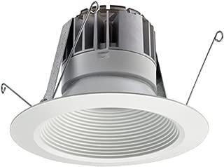 Lithonia Lighting 5BPMW LED M6 5 inch White LED Recessed Baffle Module, 3000K