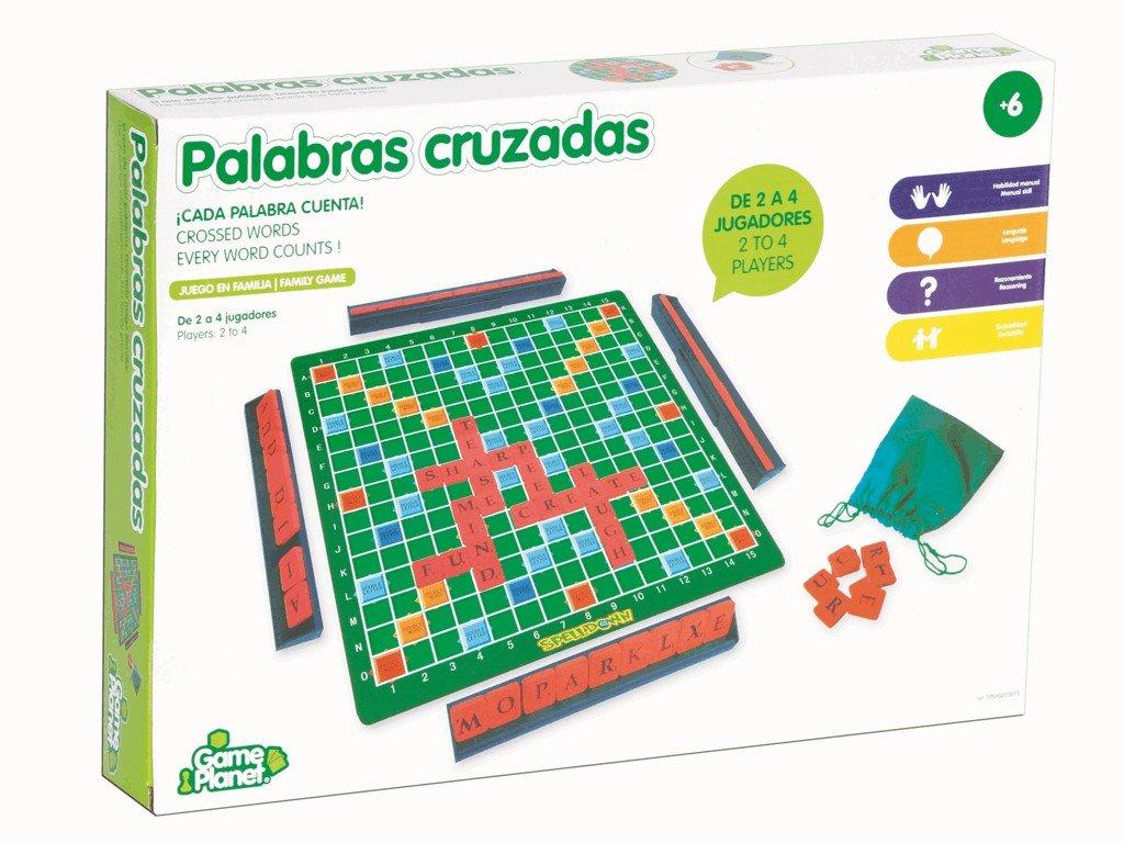 Palabras Cruzadas: Amazon.es: Juguetes y juegos