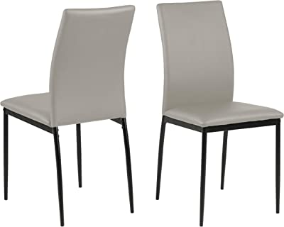Cooper & Co. Living Emily Dining Chair Set of 4, Taupe