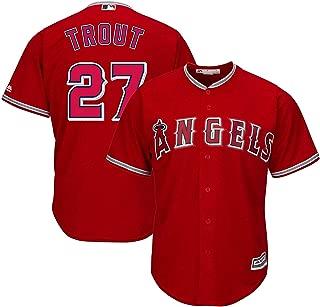 Best angels trout jersey Reviews