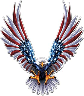large eagle decals