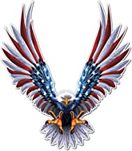 Best eagle and flag decals Reviews