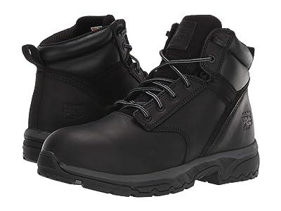 Timberland PRO 6 Jigsaw Steel Toe (Black) Men