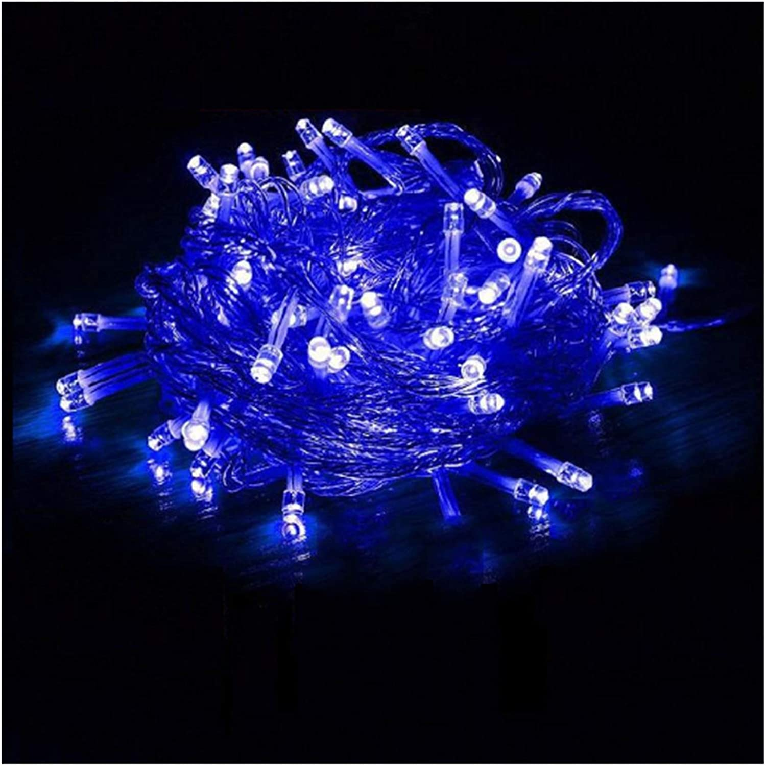 LIUPENGWEI Latest item LED Fairy String Lights Modes Max 83% OFF Wire 8 10m~600m