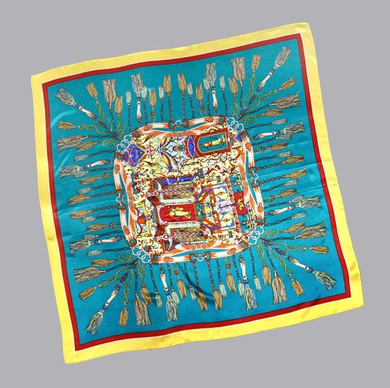 Juexianggou Ladies Silk shawl 100% silk silk scarf gift scarf Perfectly expresses unique temperament Lightweight Women Scarf