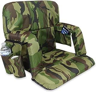 camo bench cushion