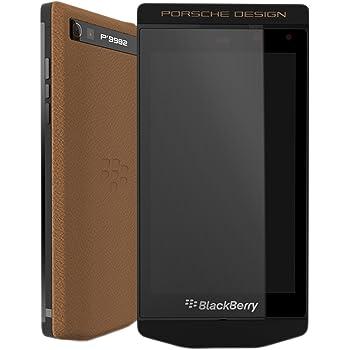 BlackBerry PRD de 60451 – 001 10,66 cm (4,2 Pulgadas) Smartphone P9982 Porsche Design (LTE, 64 GB de Memoria, cámara de 8 MP, OS 10, Bluetooth 4.0) de coñac: Amazon.es: Electrónica