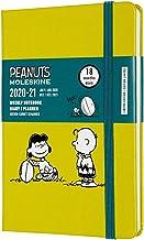 モレスキン 手帳 ピーナッツ 2020年7月始まり 18カ月 ウィークリーダイアリー ハードカバー ポケットサイズ DPE18WN2Y21