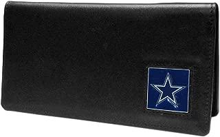NFL Dallas Cowboys Leather Checkbook Cover
