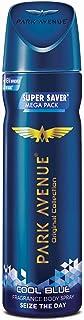 Park Avenue Cool Blue Freshness Deodorant for Men, 220 ml/147g
