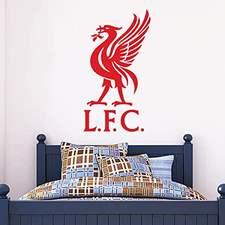Liverpool Skyline Wall Sticker Wall Chick Decal Art Sticker Quote