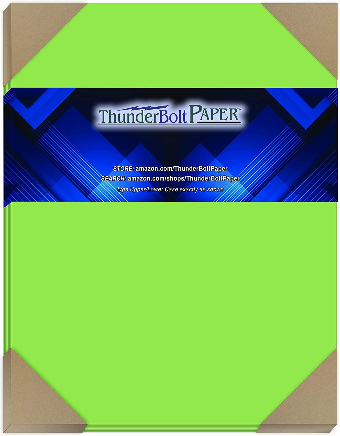 50 Bright Mint Green 65lb Cover Card X - Sales results No. 1 8.5 online shop Sta Paper Inches 11