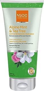 VLCC Alpine Mint And Tea Tree Gentle Refreshing Face Wash, 175ml