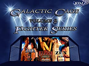 Galactic Cage Fighter Series Volume 2 (Galactic Cage Fighter Series Box-Set)