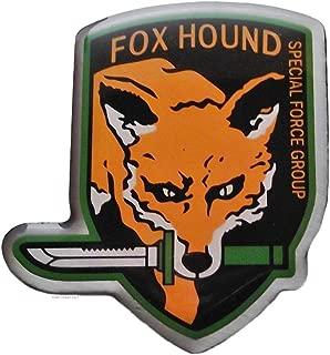 foxhound pin