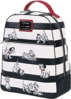 Loungefly 101 Dalmatians Faux Leather Mini Backpack Standard