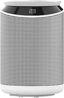 Cecotec Calefactor cerámico ReadyWarm 6300 Ceramic Touch. 2000 W, Control táctil, 3 Modos Funcionamiento, Temporizador, Os...