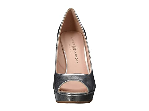 Online Shopping Cheap Real Authentic Chinese Laundry Holliston Pump Silver With Paypal Outlet agpVy