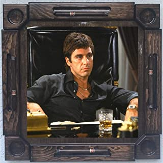 scarface domino table