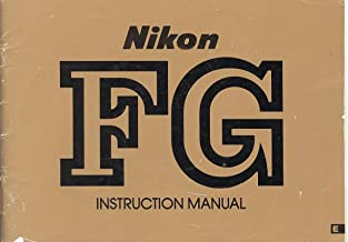 Best nikon fg manual Reviews
