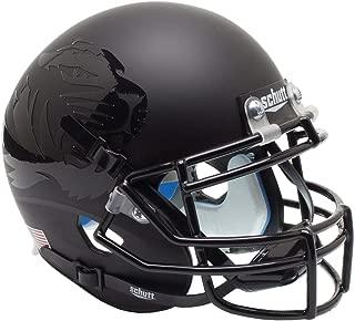 Missouri Tigers Schutt Black Out Mini Football Helmet - College Mini Helmets