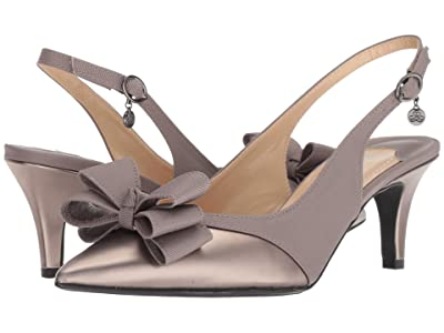J. Renee Gabino (Pewter Powder) High Heels