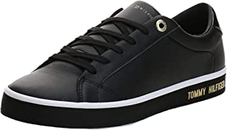 Tommy Hilfiger CASUAL LEATHER TH SNEAKER Women's Sneaker