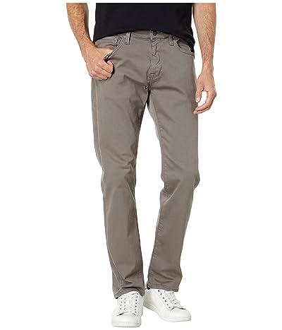 Mavi Jeans Marcus Slim Straight in Gunmetal Supermove