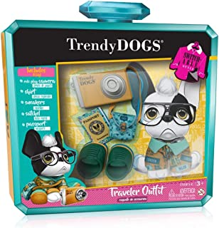 Acessórios Tema Viagem Trendy Dogs