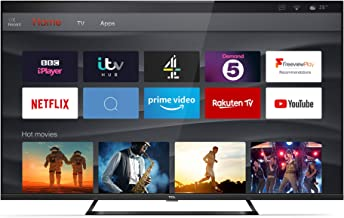 "TCL 55EP668 - 55"" 4K HDR PRO with FREEVIEW PLAY and SMART TV 3.0"
