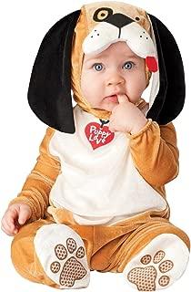 Puppy Love Infant/Toddler Costume Orange