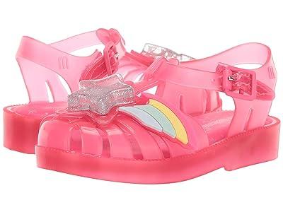 Mini Melissa Mini Possession II (Toddler) (Pink Happy) Girls Shoes