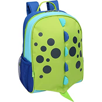 Yodo Little Kids School Bag Pre-K Toddler Backpack - Name Tag and Chest Strap