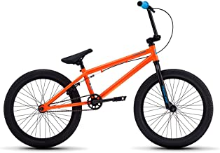 Redline Bikes Rival 20 Youth Freestyle BMX, Orange