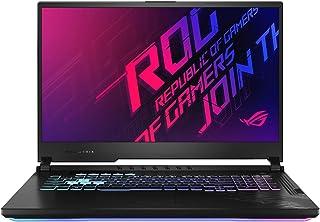 ASUS ROG Strix G17 G712LU-RS73 ファン (i7-10750H、8GB RAM、1TB NVMe SSD、GTX 1660Ti 6GB、17.3インチ FHD 120Hz、Windows 10) ゲームノートブック