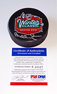 Bobby Orr Autographed Puck - 2010 Winter Classic Coa K38327 - PSA/DNA Certified - Autographed NHL Pucks