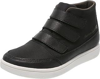 SmartFit Boys' Conor Triple-Strap Mid Sneaker