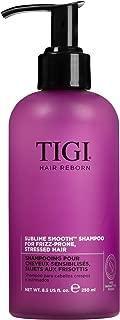 Tigi Reborn Sublime Smooth Shampoo 8.5 Fl Oz