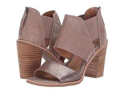 Sofft Pemota (Mist Grey/Metallic Taupe Oyster/Spirit Metallic) High Heels